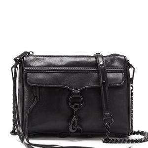 Black Rebecca Minkoff Crossbody Bag